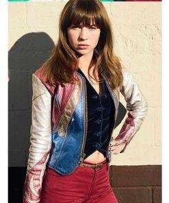 Girlboss Britt Robertson East West Jacket