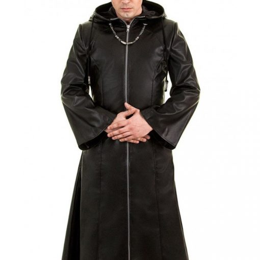 Kingdom Hearts XIII Organization Leather Coat