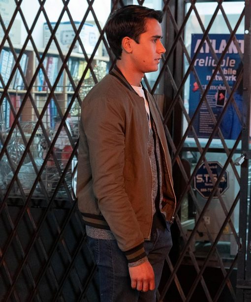 Love, Victor Season 02 Victor Salazar Bomber Jacket