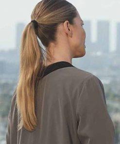 Chloe Decker Lucifer S05 Grey Jacket