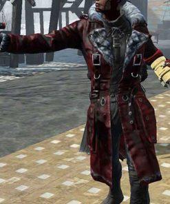 Fallout 4 Raider Maxson's Battle Coat
