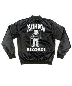 Men's Death Row Records Satin Jacket