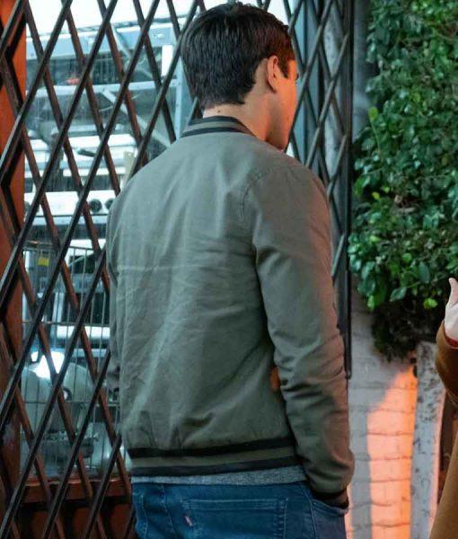 Michael Cimino TV Series Love, Victor S02 Bomber Jacket
