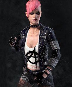 Mortal Kombat 11 Cassie Cage Jacket