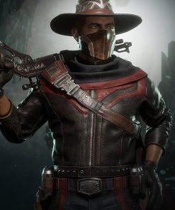 Mortal Kombat 11 Erron Black Jacket