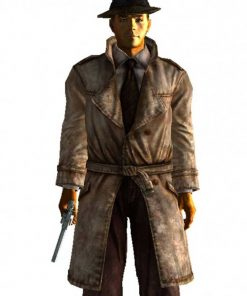 Fallout 4 Mysterious Stranger Outfit