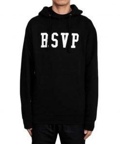 RSVP Gallery RSVP Logo Black Pullover Hoodie