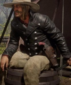Red Dead Redemption II Micah Bell Tail Coat