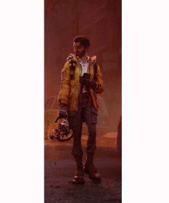 Redfall 2021 Game Devinder Crousley Yellow Jacket