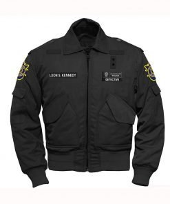 Resident Evil 2 Leon Kennedy RPD Jacket
