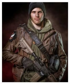The Division Tom Clancy's Agent Jacket
