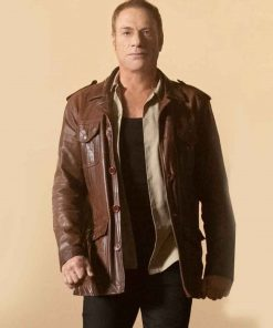 The Last Mercenary Jean-Claude Van Damme Jacket