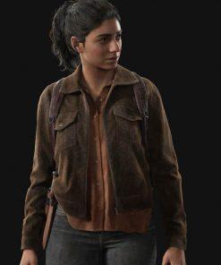 The Last Of Us Part II Dina Corduroy Jacket