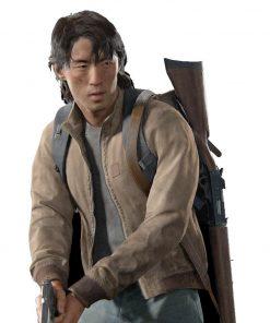 The Last Of Us Part II Jesse Leather Jacket