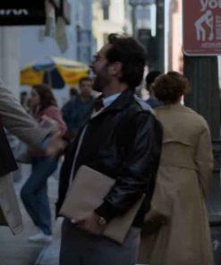 Paul Rudd The Shrink Next Door Leather Jacket