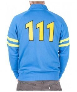 Fallout 4 Vault Blue Jacket