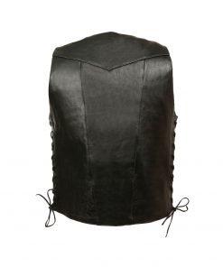 Men's 10 Pocket Vest Black