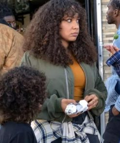Blindspotting Jasmine Cephas Jones Jacket