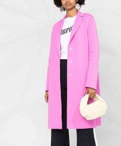 Nicole Kang TV Series Batwoman S02 Mary Hamilton Pink Coat