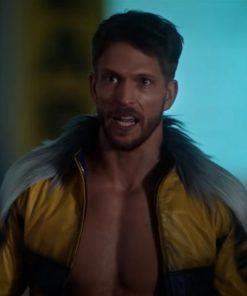 The Flash S07 Chillblaine Leather Jacket