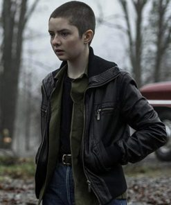 Lachlan Watson TV Series Chilling Adventures of Sabrina Leather Jacket