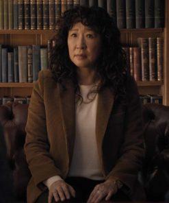 The Chair Ji-Yoon Kim Corduroy Blazer