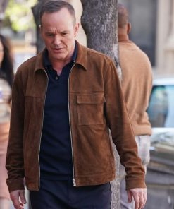 Agents Of Shield Phil Coulson Brown Jacket