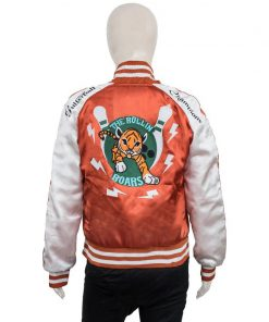 Sam Gunpowder Milkshake Varsity Jacket