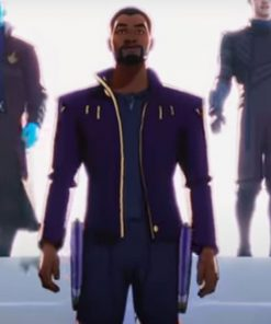 What-If-Star-Lord-Purple-Leather-Jacket