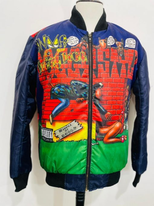 The Voice Show Snoop Dogg Jacket