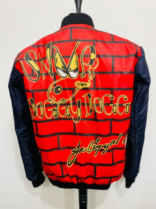 Doggy Style Snoop Dogg Bomber Jacket
