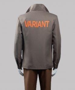 Loki 2021 TVA Jacket Tom Hiddleston Loki Variant Jacket