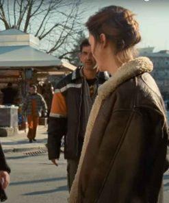 Beckett Lena Shearling Jacket