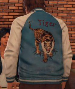 Tiger Judgement Chapter 2 Bomber Jacket