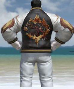 FFxiv Inferno Jacket