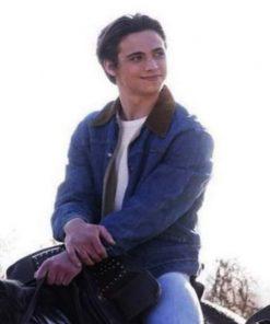 Tanner Buchanan He's All That 2021 Blue Denim Jacket