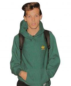 Green Pullover Louis Tomlinson Hoodie