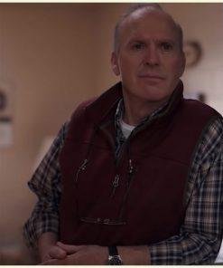 Michael Keaton TV Series Dopesick 2021 Vest