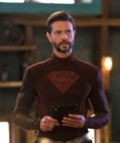Supergirl-S06-Zor-El-Leather-Jacket
