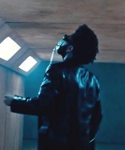 The Weeknd Take My Breath Coat