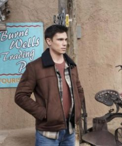 Tanner Novlan Roswell New Mexico Jacket