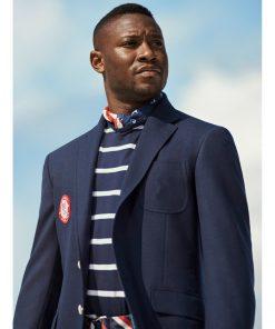 Olympic 2021 Team Usa Blazer Jacket