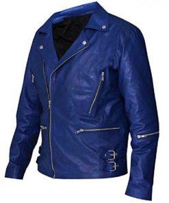 Jared Leto Leather Jacket