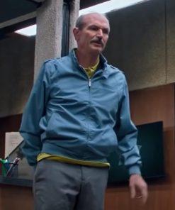 Toby Huss Copshop Bomber Jacket
