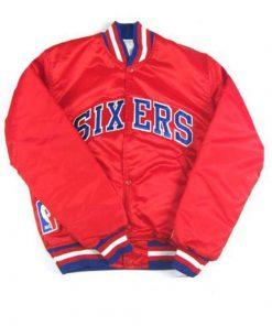 Philadelphia Sixers Starter Jacket