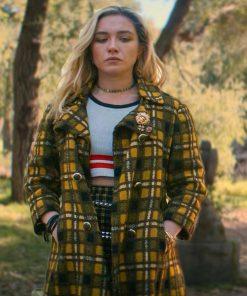 Black-Widow-Yelena-Belova-Plaid-Yellow-Jacket