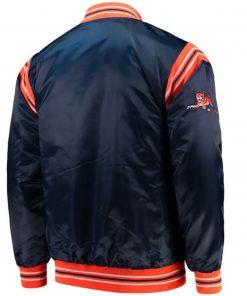Auburn Tigers The Enforcer Auburn Bomber Jacket