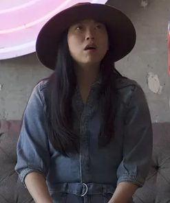 Awkwafina-is-Nora-From-Queens-Nora's-Jumpsuit