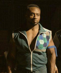 Big E Green Vest