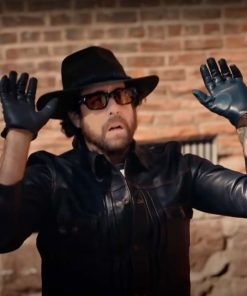 Harry Keshegian The Equalizer S02 Adam Goldberg Leather Jacket